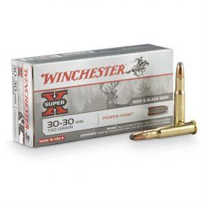 Winchester Super-X, .30-30 Winchester, PP, 150 Grain, 500 rounds