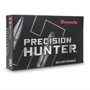 Hornady Precision Hunter, 6.5 Creedmoor, ELD-X, 143 Grain, 500 Rounds