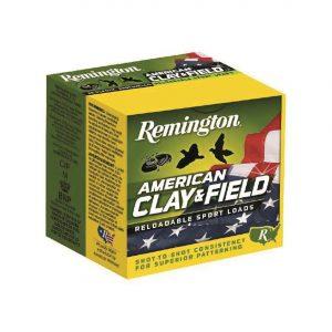 "Remington American Clay & Field Sport Loads, .410 Bore, 2 1/2"" Shot Shells, 1/2 oz., 500 Rounds"