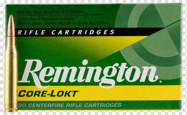 Remington Express .30-06 Springfield Ammunition 500 Rounds 180 Grain Core-Lokt Soft Point Projectile 2700fps