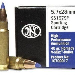 FN 5.7MMX28MM AMMUNITION 500 Rds