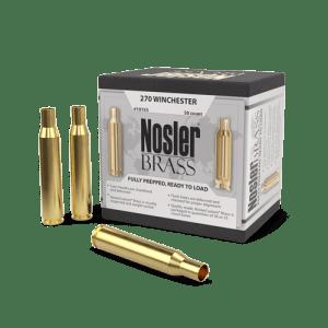 BUY NOSLER BULK-RIFLEBRASS-7.62X39MM 500RDS
