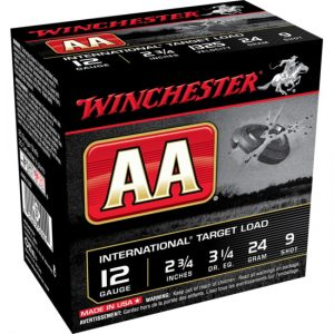 BUY WINCHESTER-AA-12GAUGE 24G 2.75″ 500 ROUND BOX
