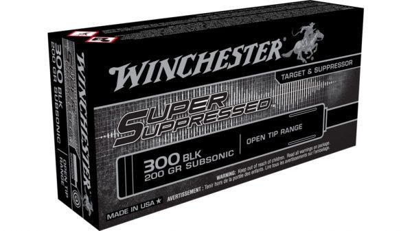 WINCHESTER SUPER-SUPPRESSED 200 500Rds