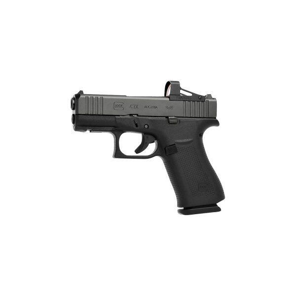 GLOCK G43X MOS Semi Auto 9mm Pistol