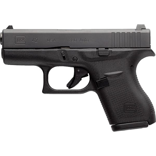 Glock G42 380 ACP Sub-Compact 6-Round Pistol